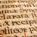 Nomes em Latim – Minidicionário